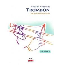 Aprende a Tocar el Trombón Vol. 2
