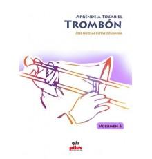 Aprende a Tocar el Trombón Vol. 6