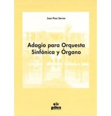 Adagio para Orquesta Sinfónica y Órgano/