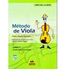 Método de Viola Curso 2   CD