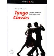 Tango Classics for Cello and Piano