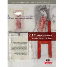 11 Compositores Valencianos de Hoy