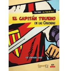 El Capitán Trueno en las Cruzadas/ Score