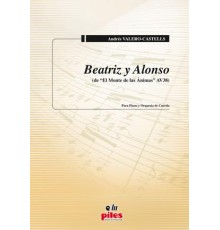 Beatriz y Alonso/ Full Score A-4