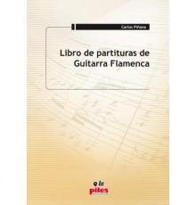 Libro de Partituras de Guitarra Flamenca