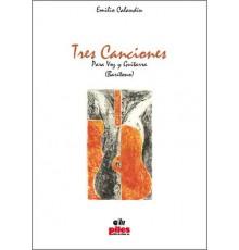 Tres Canciones