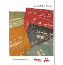 Sinfonía Nº 5 en Do/ Full Score A-3