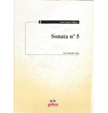 Sonata Nº 5 (Cello y Piano)