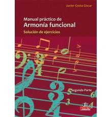 Manual Práctico de Armonía Funcional II