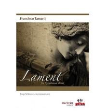 Lament/ Full Score A-3