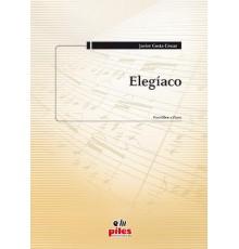 Elegíaco