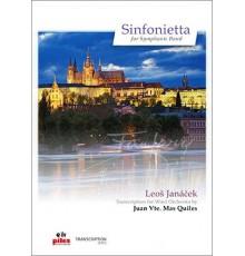 Sinfonietta/ Score & Parts A-3