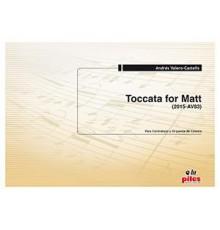 Toccata for Matt/ Full Score
