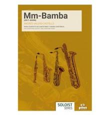Mm-Bamba (2017-AV69b)/ Score & Parts A-3