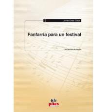 Fanfarria para un Festival