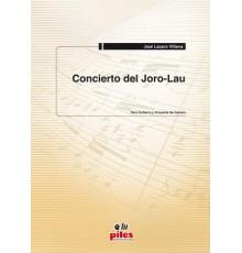 Concierto del Joro-Lau/ Score & Parts
