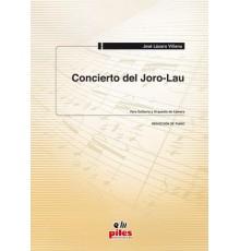 Concierto del Joro-Lau/ Red. Pno.