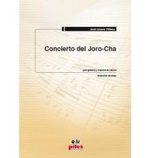 Concierto del Joro-Cha/ Red. Pno.