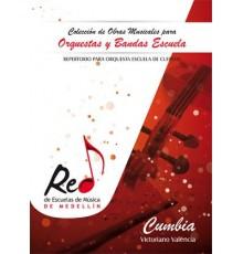 Cumbia/ Score & Parts A-4