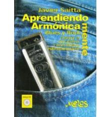Aprendiendo Armónica   CD