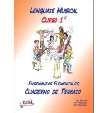 Lenguaje Musical Grado Elemental 1 Cuade