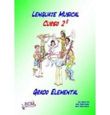 Lenguaje Musical Grado Elemental 2