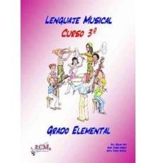 Lenguaje Musical Grado Elemental 3