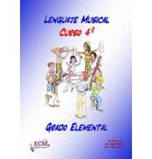 Lenguaje Musical Grado Elemental 4