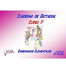 Cuaderno de Dictados 3º Grado Elemental