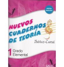 Nuevos Cuadernos de Teoría. Vol. 1º