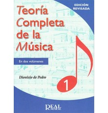 Teoría Completa de la Música 1º N.Ed.
