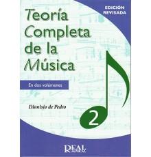 Teoría Completa de la Música 2º N.Ed.