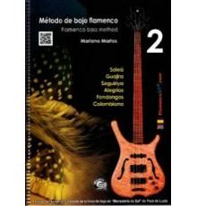 Método de Bajo Flamenco   CD 2