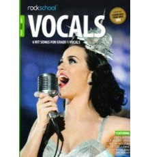 Rockschool Vocals Female Grade 1