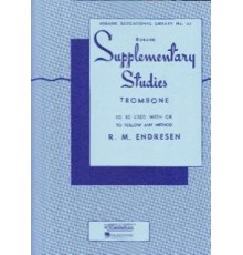 Supplementary Studies. Trombón