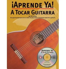 Aprende Ya! a Tocar Guitarra   CD