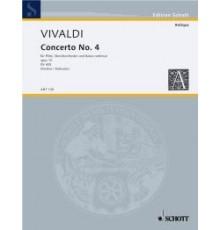 Concerto Nº 4 Op. 10 NºIV RV 435/ Full S