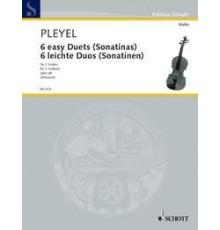6 Leichte Duos Op. 48