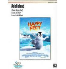 Adelieland from Happy Feet/ Score & P