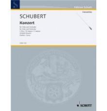 Konzert in C-Dur/ Full Score