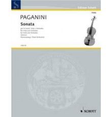 Sonata per la Grand Viola e Orchestra/ R