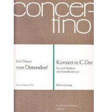 Concertino in C Dur/ Red.Pno.