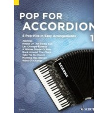 Pop for Accordion 1   CD