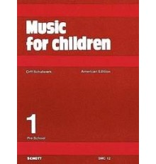 Music for Children Vol. 1 Pre--School.