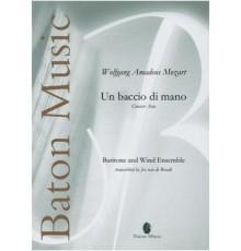 Un Baccio di Mano. Concert Aria KV 541