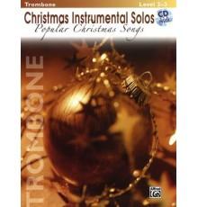 Popular Christmas Songs Trombone Level 2