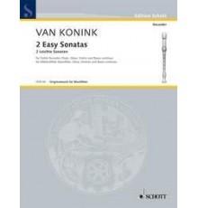 2 Easy Sonatas