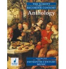 Recorder Consort Anthology Vol. One