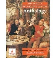 Recorder Consort Anthology Vol. Three