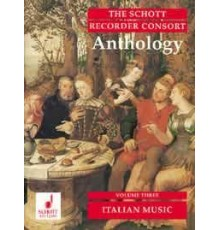 Recorder Consort Anthology Vol. Four